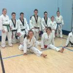 Toijalan taekwondoseuran kilpailukausi alkoi Nurmijärvellä