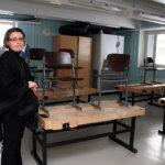 Työsuojeluvaltuutettu sulki yhden luokkahuoneen Kirkonkylän koululla