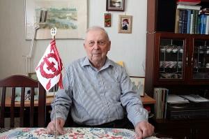 Erkki Kitunen juhli itsenäisyyspäivää Presidentinlinnassa toista kertaa.