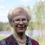 Kirsti Heiniö on 50 keväänä käynyt hiihtämässä Kilpisjärvellä