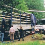 Cotton-trikookone lähti Unkariin.
