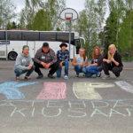 Kotkapäivät kokosivat Viialaan yli kaksisataa nuorta