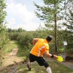 Suomen pisin frisbeegolfrata avataan Akaaseen ensi torstaina