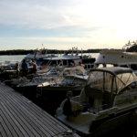 Kekän ilta-aurinko kruunasi moottorivenekerhon kalakisat