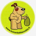 Koirankakkaroskiskampanja levisi Akaaseen