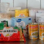 Vähävaraisille jaetaan ruokaa kymmenen kilon kasseissa Kylmäkoskella ja Viialassa