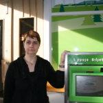 Toijalan aseman toinen lippuautomaatti palvelee ilta-asiakkaita