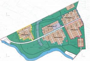 Hukarin kakkosalueella on noin 150 tonttia. Sopimusluonnoksen mukaan Resort Style Living Oy rakentaisi alueelle muun mussa uimarannan, rantasaunan ja pelikentän.