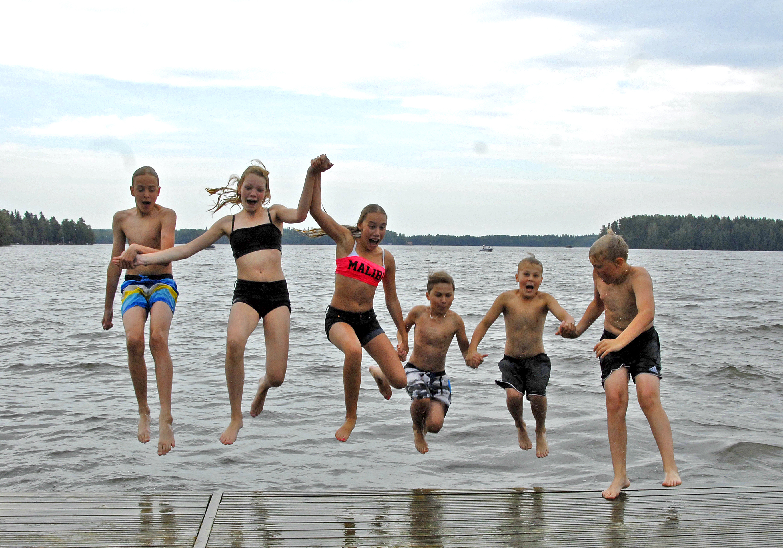 Uimaveden Lämpötila Tampere