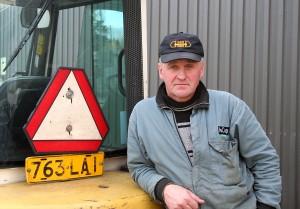 Pauli Luoma hoitaa Veljekset Luoma Oy:n varastomyyntipuolta. Raviurheiluharrastus tuo työlle vastapainoa.