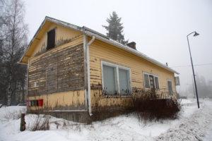 Kaupunkisuunnittelulautakunta myönsi huonokuntoiselle talolle purkuluvan viime talvena.
