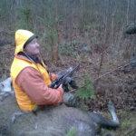 Heikki Koivisto ampui hirven 81-vuotiaana