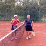 Tennisharrastajien määrä kasvaa Akaassa