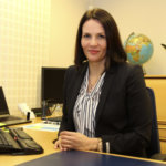 Nina Lindstedt lähtee Tampereelle Nordean Online-osaamiskeskuksen vetäjäksi