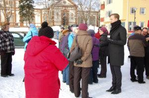 Ilmari Nurminen kertoi olevansa huolissaan Akaan sosiaali- ja terveyspalveluista.