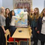 Akaan lukiolaiset vierailivat Puolassa