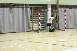 Henri Ojala murjoi pallon kaksi kertaa maaliin SoVoa vastaan