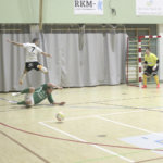 Leijona Futsal aloittaa pudotuspelit