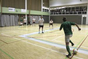 Leijona Futsal puolusti SoVoa tiukemmin lauantain liigapelissä