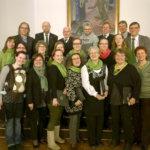 Viialan kirkkokuoro esiintyy Akaan ja Temppeliaukion kirkoissa