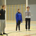 Susanna Halme pelaa maalipallon EM-kilpailuissa