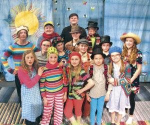 Hölmöläiset, Nuorten teatterifestivaali Murros