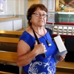 Akaan kaikissa kirkoissa kuulee myös kuulovammainen