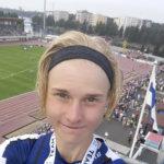 Klaara Leponiemi juoksi SM-pronssia