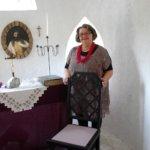 70-vuotias Seija Kinnari luo taidetta ja kauneutta