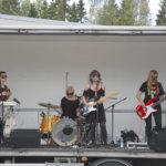 Pintandwefall ja Waltari Trio rokkasivat Kylmäkosken vankilassa
