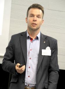 Toimitusjohtaja Mikko Kuitusen mielestä hyvä uramalli on se, että ihminen itse tietää minne on menossa