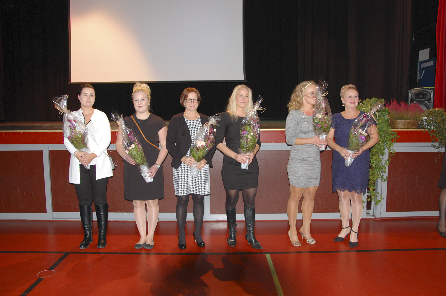 Viialan Naisvoimistelijat