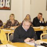 Esitys seurakuntatalon äänentoiston parantamisesta palautti budjettiesityksen kirkkoneuvostolle