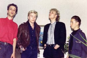 Giddyups vasemmalta  Aki Sirkesalo, Pete Lehtelä, Sauli Leppänen ja Sami Saari.