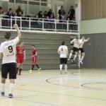 Leijona Futsal joulutauolle sarjakakkosena