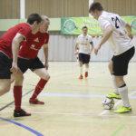 Leijona Futsal avasi vuoden kotivoitolla
