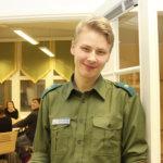 Petja Kopperoinen jättää nuorisovaltuuston