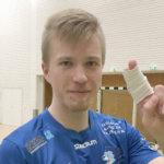 Leijona Futsalin Jussi Nyström valittiin futsalmaajoukkeeseen