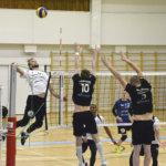 Jankko hiosti Akaa-Volleyta kahden erän verran