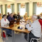 Viialan Eläkeläiset juhlii laskiaistiistaina 45-vuotista toimintaansa