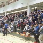 Akaalaiset urheiluseurat haluavat Monarille laajennuksen