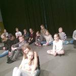 Toijalan lasten- ja nuortenteatteriryhmät esittäytyvät Toijalan Sampolassa