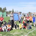 Arvo Ylpön koulu voitti koulujen välisen jalkapalloturnauksen