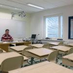 Nahkialan koululaiset saivat valoisammat tilat