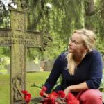 Ensimmäinen vainaja haudattiin Viialan hautausmaalle sen vihkiäispäivänä