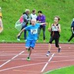 Valtin ja Vauhdin juoksijat kilpailivat pm-viesteissä