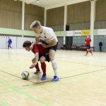 Leijona Futsalin voittoputki katkesi