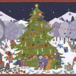 Huijarit ovat myyneet kalentereita Sontulan koulun ja partiolaisten nimissä