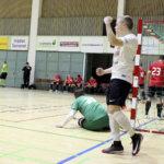 Leijona Futsal oli vakuuttava kotisalissaan