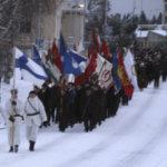 Suomen juhlapäivä huipentui Akaassa Kalevalaräppiin